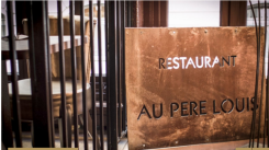 Restaurant Au Père Louis - Paris