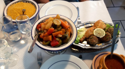 Restaurant A l'Oriental - Strasbourg