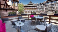 Restaurant Le Pont tournant - Strasbourg