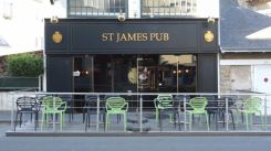 Restaurant Le Saint James Pub - Pornichet