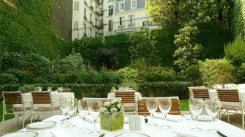 Restaurant Les Arts - Paris