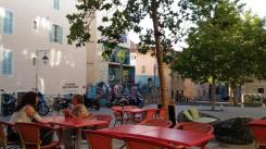 Restaurant La Terrasse Du Panier - Marseille
