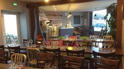 Restaurant La cour d'Eline - La Rochelle