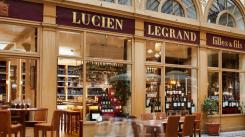 Restaurant Caves Legrand - Paris