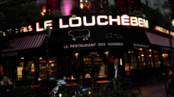 Restaurant Le Louchebem - Paris