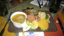 Restaurant Tête à l'Envers - Grenoble
