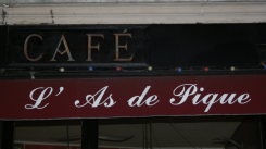 Restaurant L'As de Pique - Grenoble