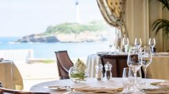 Restaurant Hôtel du Palais - Biarritz