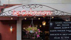Restaurant Le Cabanon - Arcs