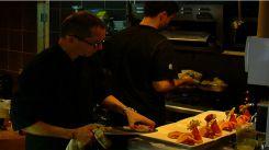 Restaurant Le Roy Pendu - Montreal
