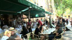 Restaurant Les Deux Garçons - Aix-en-Provence