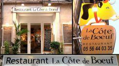 Restaurant La Côte de Boeuf - Bordeaux