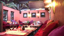 Restaurant Rouge Tendance - Lyon