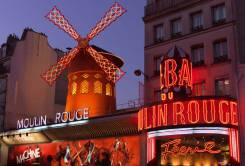 Restaurant Le Moulin Rouge - Paris