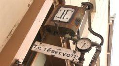 Restaurant Le Reservoir - Paris