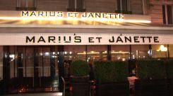 Restaurant Marius et Janette - Paris