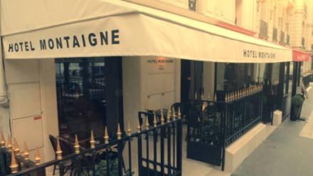 Hôtel Hôtel Montaigne ***** - Paris
