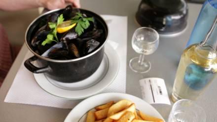 Restaurant Le Pavillon Bleu - Avignon
