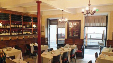 Restaurant Tables et comptoir - Toulon