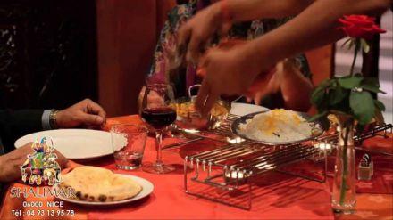 Restaurant Shalimar - Nice