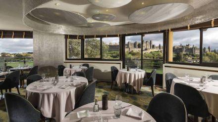 Restaurant Les Trois Couronnes - Carcassonne