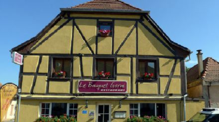 Restaurant Le bouquet garni - Village-Neuf