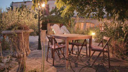 Restaurant Mas de la Fenière - Arles