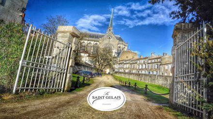 Hôtel Le Saint Gelais - Angoulême