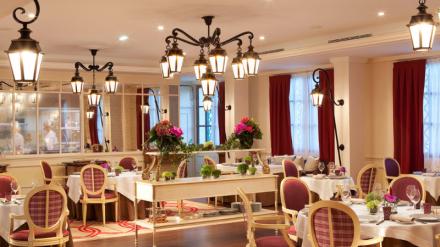 Restaurant La Table du Connétable - L'Auberge du Jeu de Paume - Chantilly
