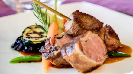 Restaurant Entre vigne et Garrigue - Pujaut
