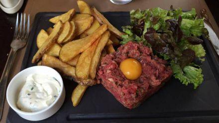 Restaurant Toqué - Poitiers