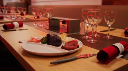 Restaurant La Table Pierrade - Lyon