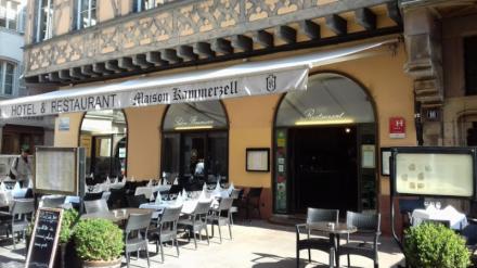 Restaurant Maison Kammerzell - Strasbourg