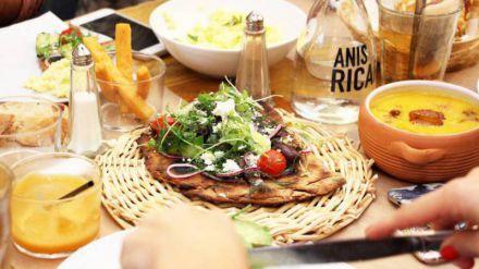 Restaurant Les Niçois - Paris