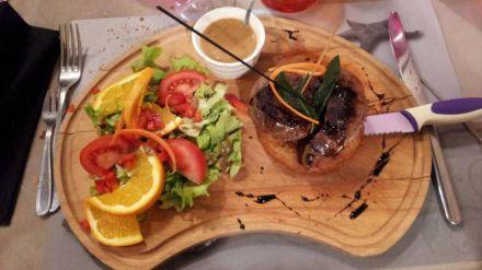 Restaurant Le Cargo - Saintes