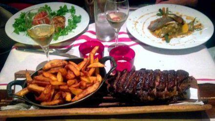 Restaurant Afaria - Paris