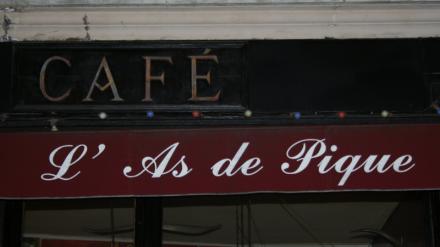 Restaurant L'As de Pique - Grenoble