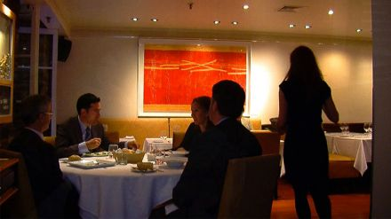 Restaurant Ariel - Montreal