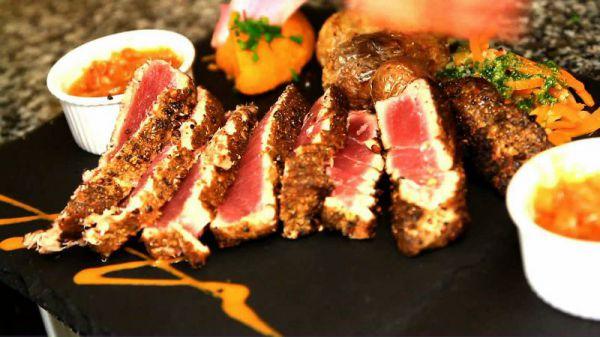 Restaurant Le Royal Moulleau A Arcachon Hotelrestovisio