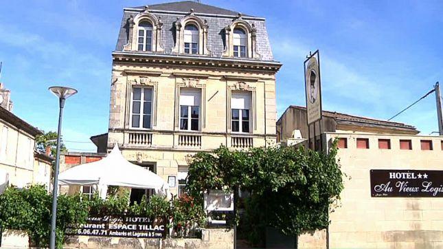 Au Vieux Logis à Saint-Loubès