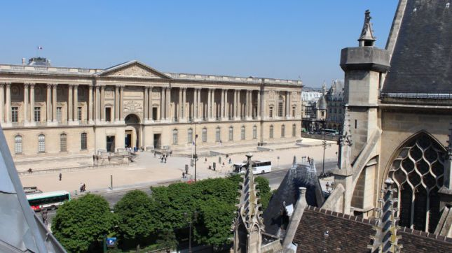 Le Relais du Louvre *** à Paris