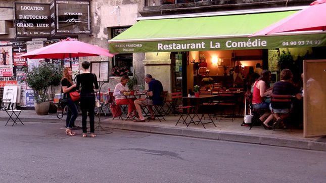 La Comédie à Arles