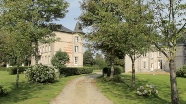 Château de la Lucerne d'Outremer à Lucerne-d'Outremer