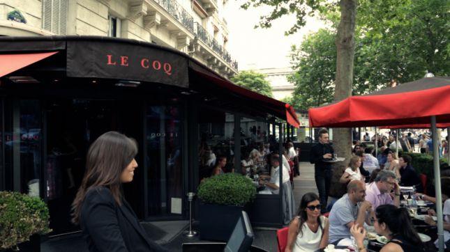 Le Coq à Paris