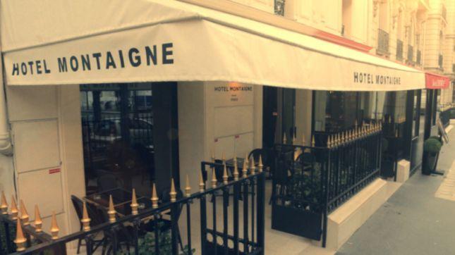 Hôtel Montaigne ***** à Paris