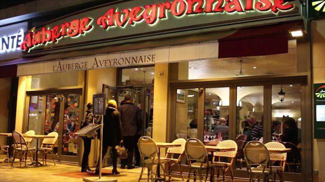 L'Auberge Aveyronnaise à Paris