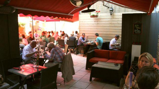 Menu Restaurant Tomate Cerise Arras