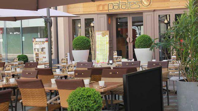 100 patates Metz à Metz