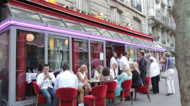 Café Barjot à Paris