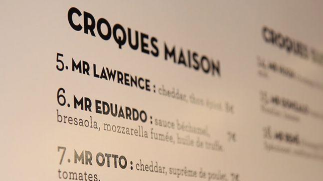 La Maison du Croque Monsieur à Paris